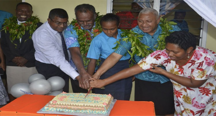 New School Reflects Government's Commitment