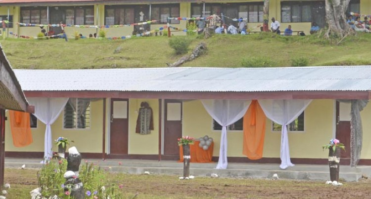 Ba Villagers Celebrate New Secondary School