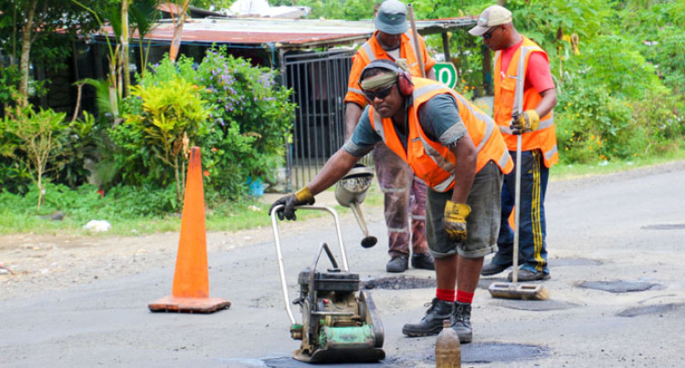 Potholes Remain A Challenge For Fulton Hogan Hiways