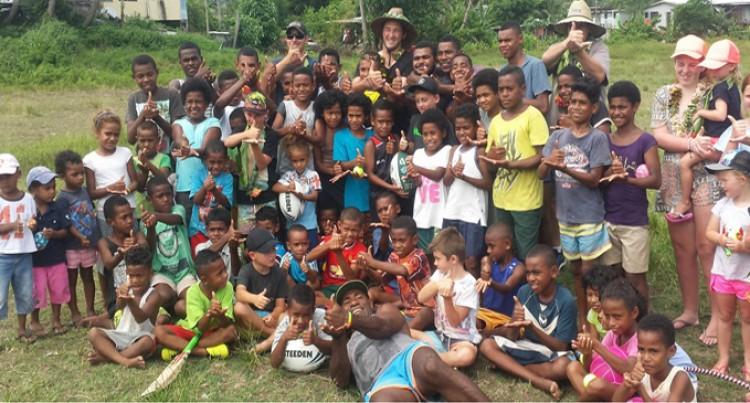 Oz Donation For Saru