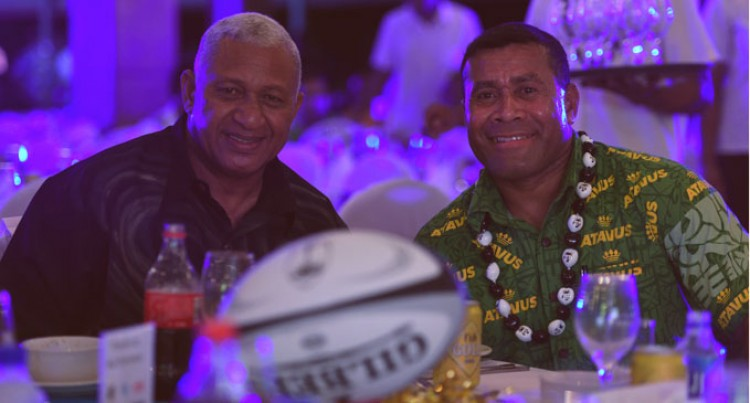 Serevi's Input Recognised