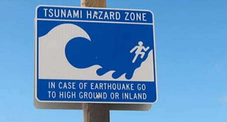 Live Test Of Tsunami Siren Tomorrow, Use It To Test Evacuation Procedure