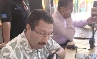 Govt Officers Get Tips On Emergency Work