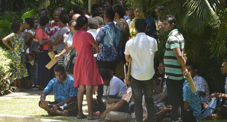 Fiji Marriott Resort starts recruitment