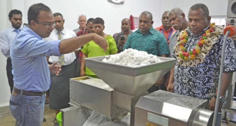 Seruiratu Opens $500K Factory In Savusavu