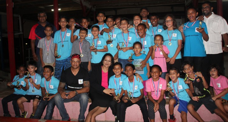 Academy Commended For Promoting Young Talents