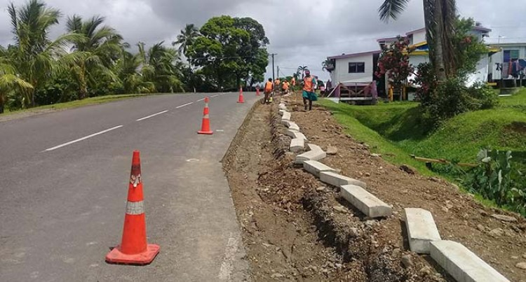 New $1.3m Footpaths For Cunningham Road