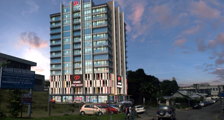 Grand President Plaza: D.C.Singh Investments Plan to Start by Mid Year