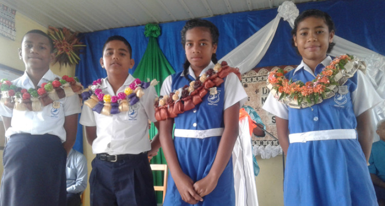Davuilevu Methodist Primary Badges Its Prefects