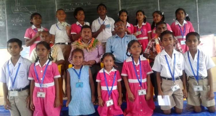 Ashrita, Kartik Welcome Responsibilities