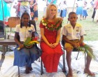 Head prefects Shakshi, Tagimoci  ready for leadership roles