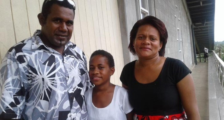 Parents Move From Koro To Support Daughter