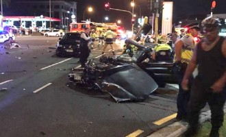 Fijian Boy, 15, in Hospital After Crash