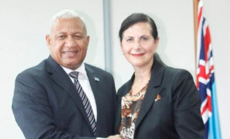 Fijian People Resilient, Says Aussie Minister