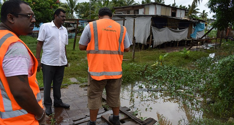 Bala Out to Tackle Drain Problem