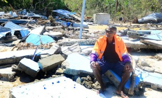 Govt Plans One Year  After TC Winston Event