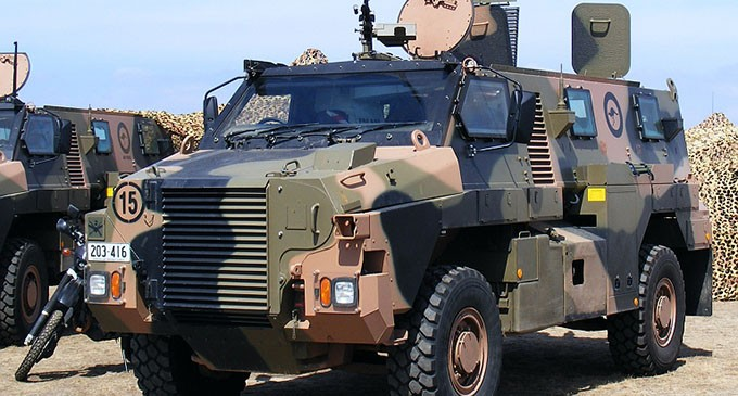 Bushmasters for Our Troops