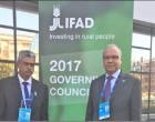 Fiji Participates at International Fund  for Agricultural Development Meet