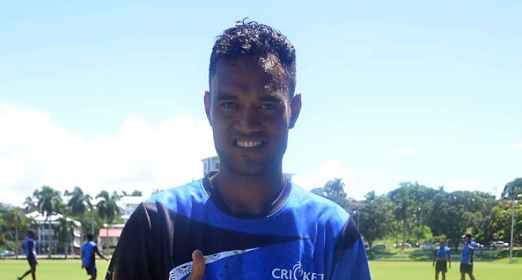 Lauan bowler wants to do Fiji proud