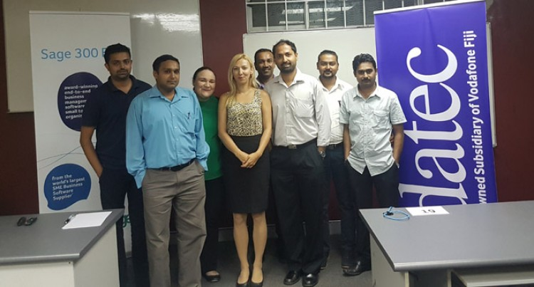 Datec and Sage Talk Technology Innovation With Fijian Businesses