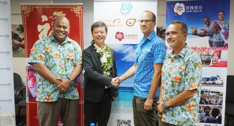 Alibaba Is Open Sesame For Fiji