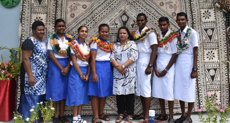 Headgirl Works On Holidays To Help Family
