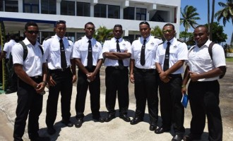 Cadets Reminded  Of Roles, About Taking Responsibility