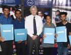 Vice Chancellor's Award  Surprises Ratu Levani