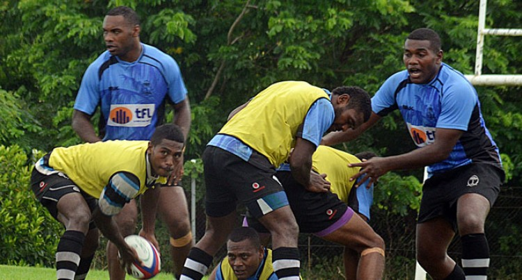 Warriors Prepare For PRC Defence