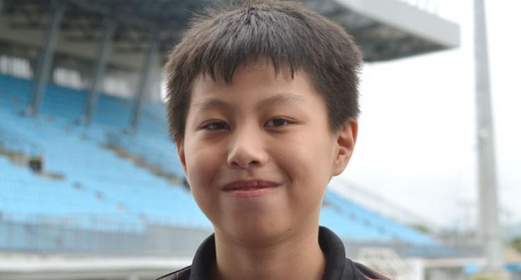 Wu, 12, Grateful