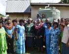 Water Tanks For Korobebe Villagers