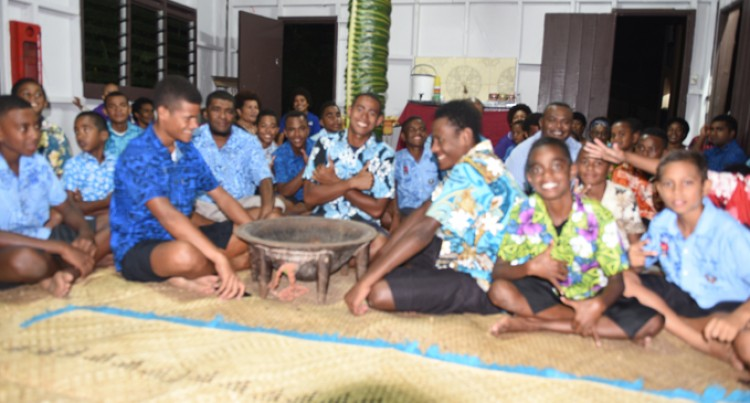 Suva's Kia Street Youth Form Club