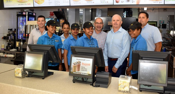 $2.5m Refurbished McDonald's Nadi to Open on December 1