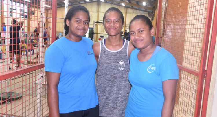 Nuku Sisters Keen To Shine