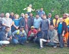 Fijian Seasonal Workers  Appreciate Govt's Visit