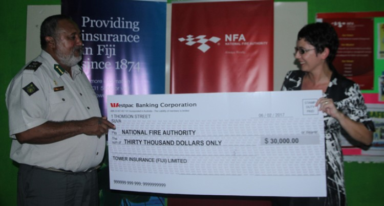 NFA, Tower Insurance Team Up To Help Strengthen Fire Awareness