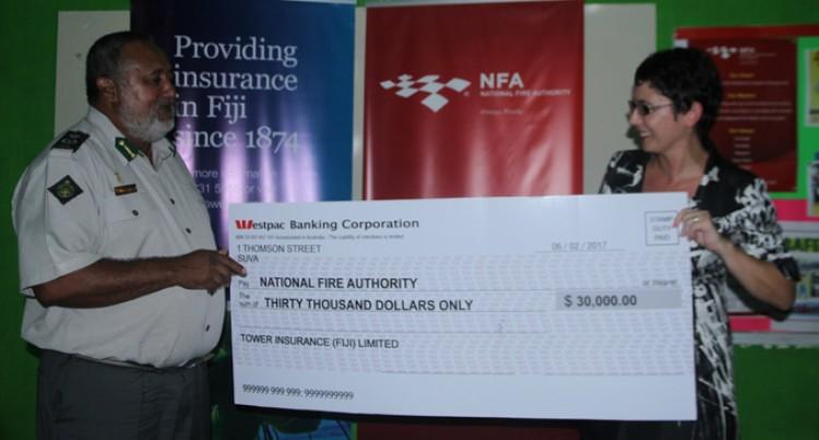 NFA, Tower Insurance Team Up To Help Strengthen Fire Awareness