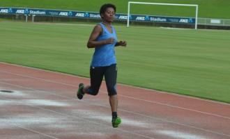 Biu Runs After Her Coke Dream