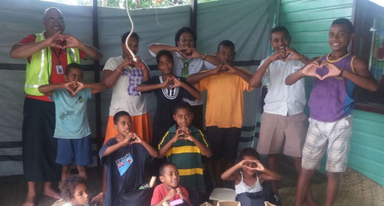 BSP, Red Cross, Post Fiji provide help for 20-member family