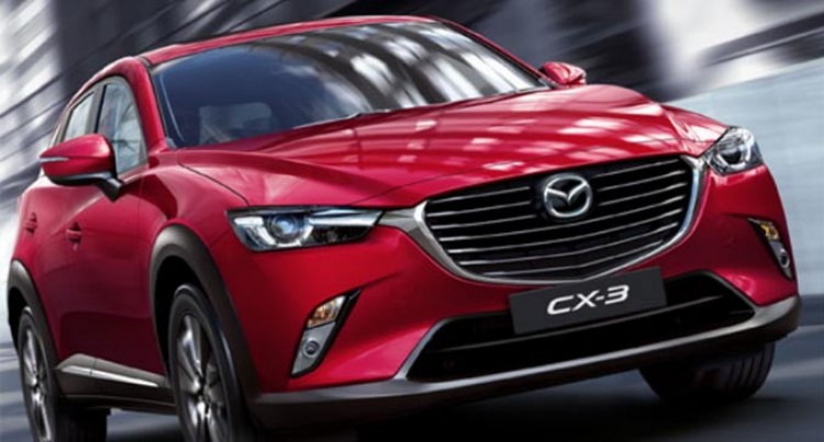 The New Mazda CX 3 – Product Of imagination And Ingenuity