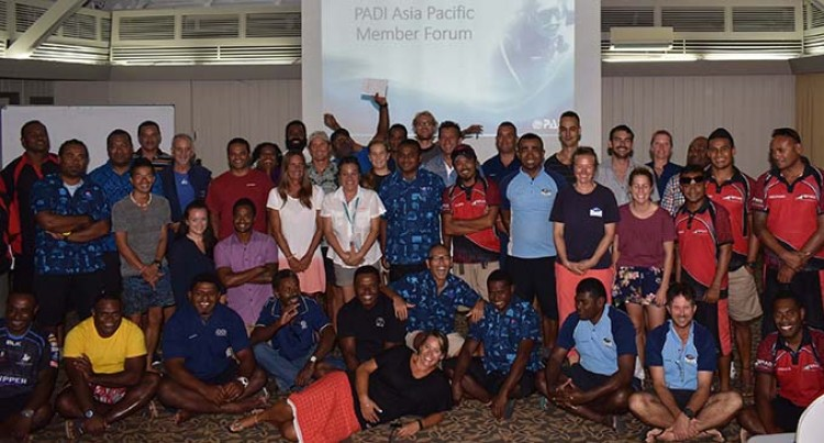 Crucial for divers to be updated: PADI