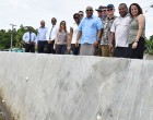 Kumi Seawall Visit An Eye Opener for Climate Change Experts