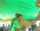 Widow Feels 'Lucky' To Own Land