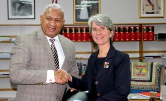PM receives WHO rep