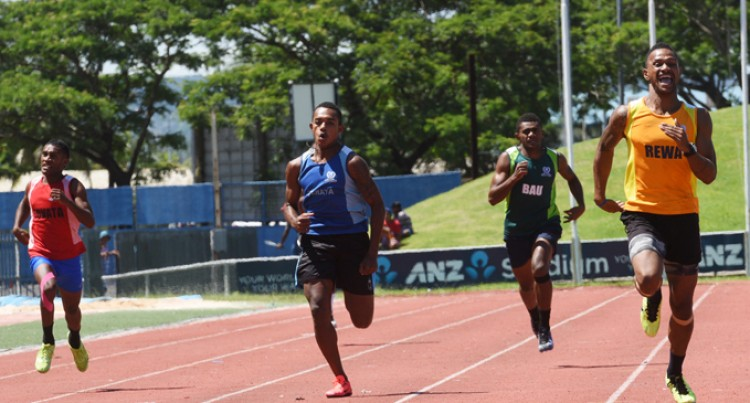 Ranawai Aims For Gold