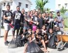 Kia Sparrow Youth Club cleans up in Raiwai