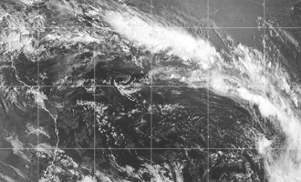 Ministry: TD10F Not Expected to Turn to Cyclone