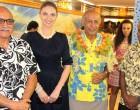 President Konrote, Ratu Epeli Surprise Ukraine Youth