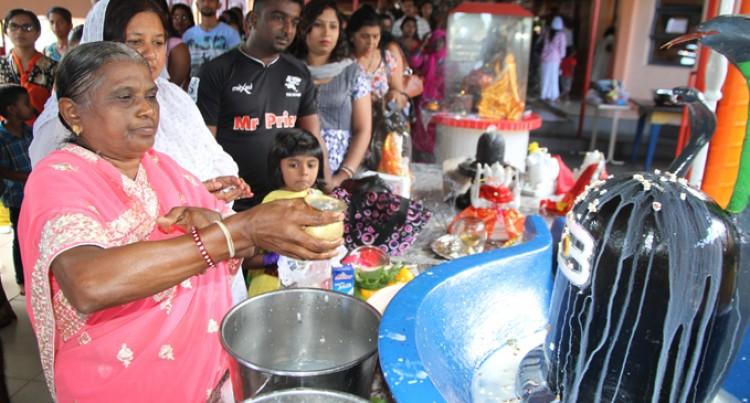 Hindus Mark Maha Shivaratri