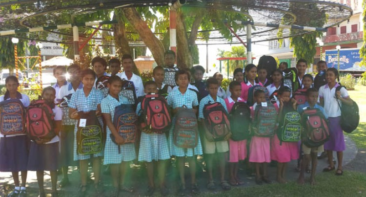 Ba Students Get New Stationery